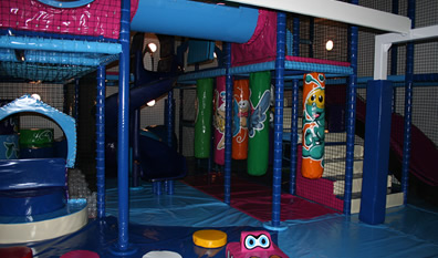 Soft Play Room Boomerang Centre Bury
